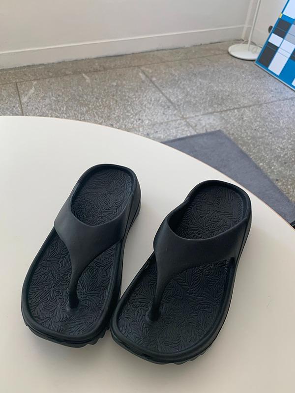 loveandpop-(남녀공용) 퐁신퐁신 쪼리♡韓國女裝鞋