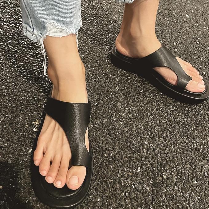 wingsmall-미디유(1656플랫폼조리)♡韓國女裝鞋