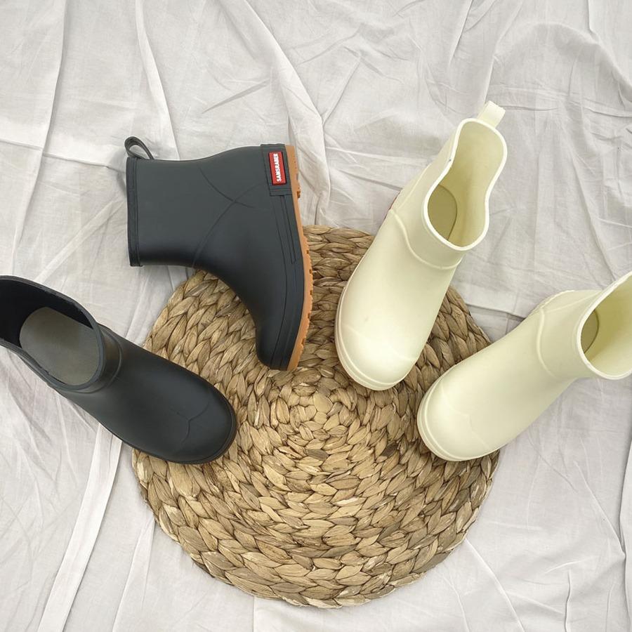 blancjo-레이니데이 숏 레인부츠_ss03980♡韓國女裝鞋