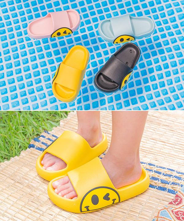 harukids-윙꾸스마일슬리퍼[신발BDE269]♡韓國童裝鞋