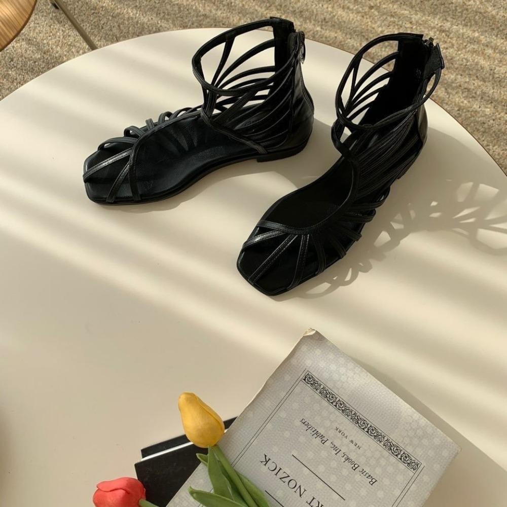 ppgirl-모델핏 글래디 에이터 클래식샌들 H802♡韓國女裝鞋