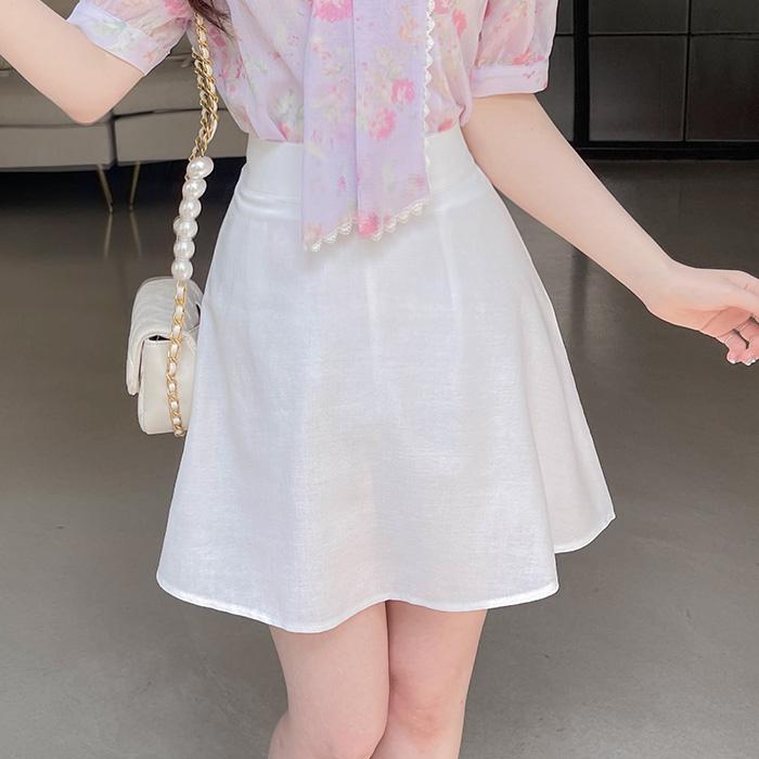 myfiona-뉴드 시원한 A라인 스커트(치마바지) a1624 - 러블리 로맨틱 1위 쇼핑몰 피오나♡韓國女裝裙