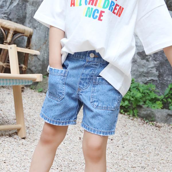 min99kids-둥그런♡韓國童裝褲