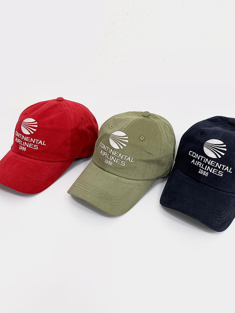 crazygirls-에어라인볼캡-cap♡韓國女裝飾品