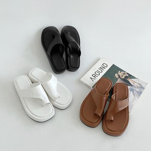 minibbong-바운스 플랫폼 조리샌들♡韓國女裝鞋