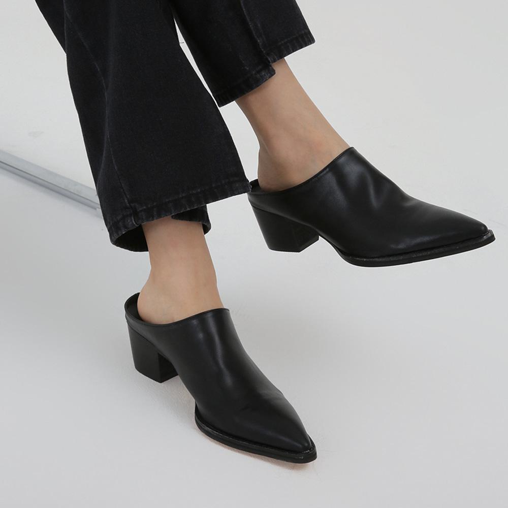 blackup-호댄 스틸레토 뮬♡韓國女裝鞋