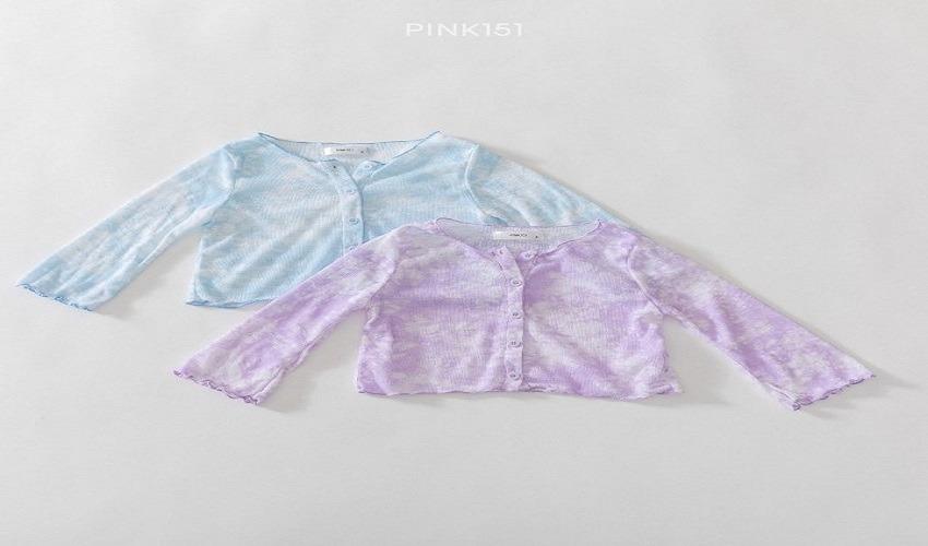 lovely2min-핑크151 오로라가디건 (S~JL) - lovely2min♡韓國童裝外套