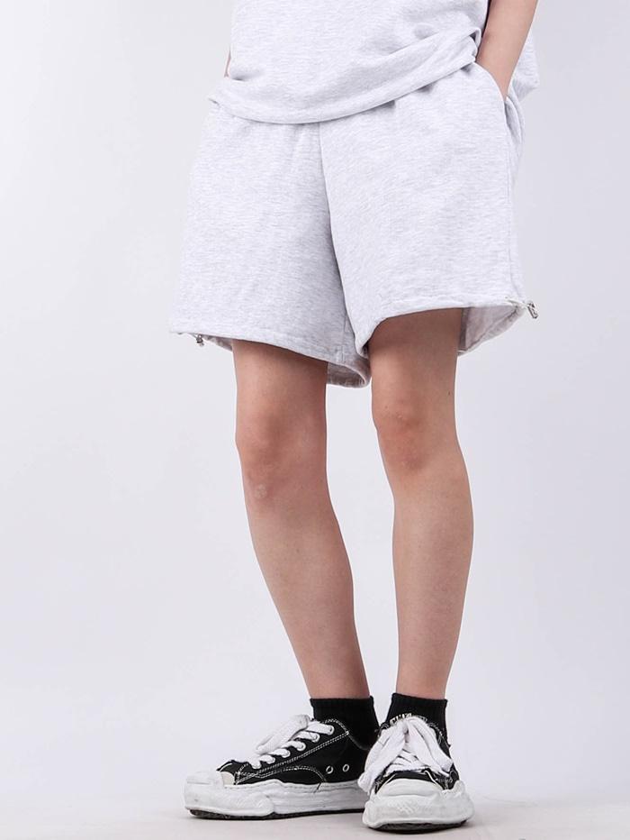 justyoung-PG Setup String Shorts (3color)♡韓國男裝褲子
