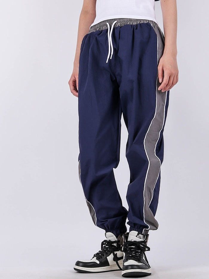 justyoung-PC Old School Track Pants (2color)♡韓國男裝褲子