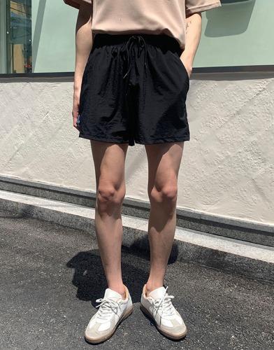 snipershop-이지 나일론 아이스 반바지♡韓國男裝褲子
