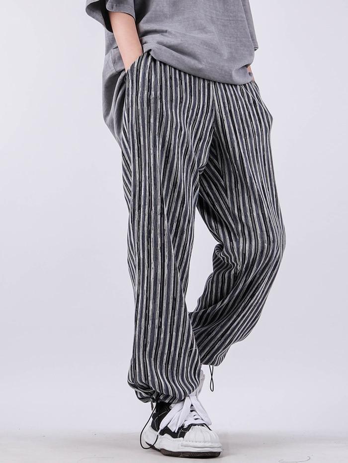 justyoung-TR 02 Ranci Banding Pants (2color)♡韓國男裝褲子