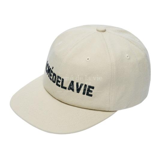 acmedelavie-[아크메드라비] ADLV STITCH EMBROIDERY BALL CAP WHITE♡韓國男裝飾品