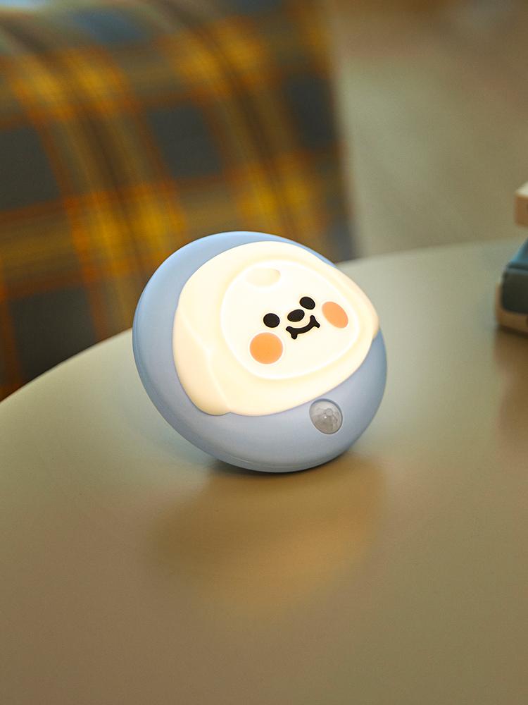 라인프렌즈 BT21 CHIMMY BABY  感應燈