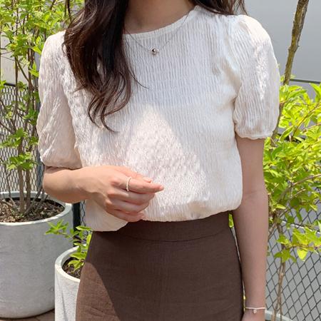 mimididi-[쥬리 블라우스_2052]♡韓國女裝上衣