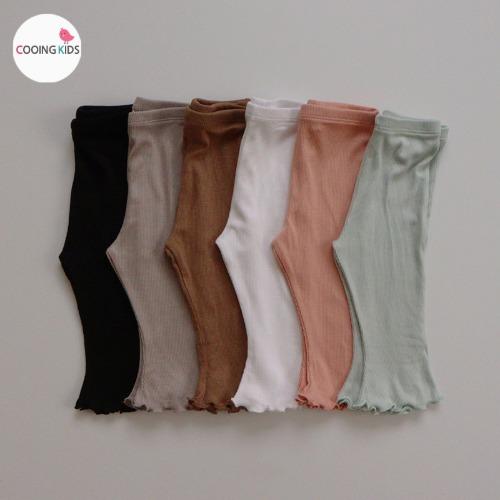 cooingkids-P나팔쫄바지♡韓國童裝褲