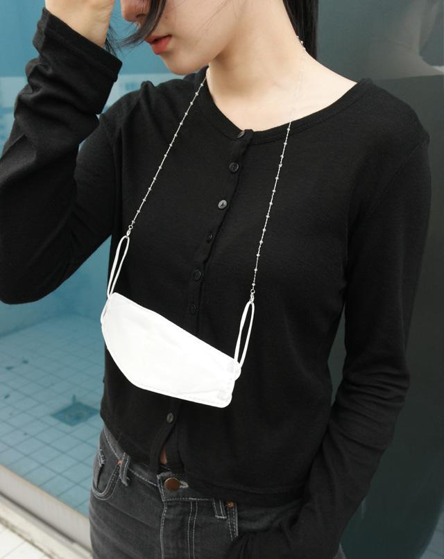 dreseoul-[N124] necklace mask strap - DRE♡韓國女裝飾品