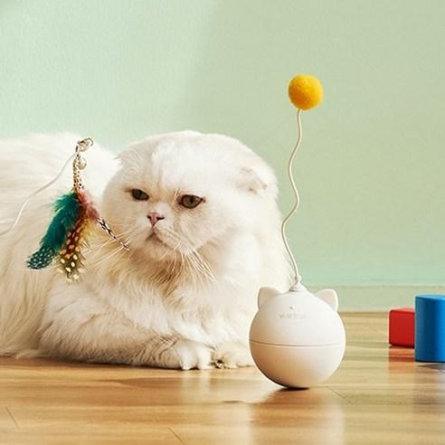 냥품멍품 냥냥펀치 토이볼 고양이 장난감