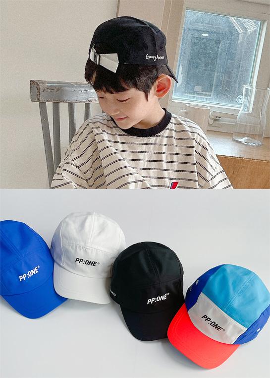 styleggom-그루비 PP 캡♡童裝飾品