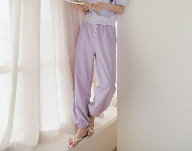 chichera-세련된 그녀들의 선택, 시크헤라[캐스터조거팬츠]♡韓國女裝褲