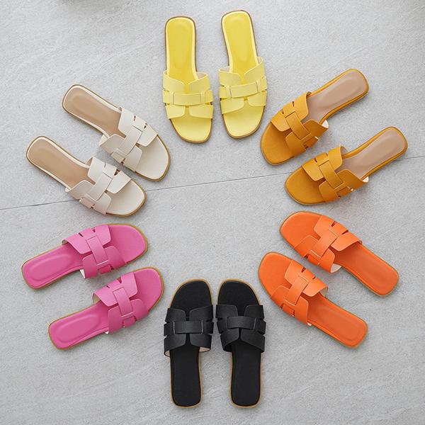 canmart-[말랑컬러베이직슬리퍼 C052601]♡韓國女裝鞋