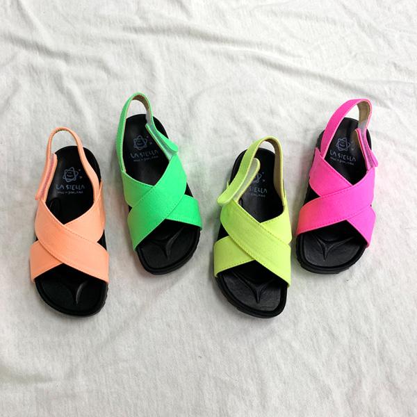 min99kids-*얄루샌들(170)♡韓國童裝鞋