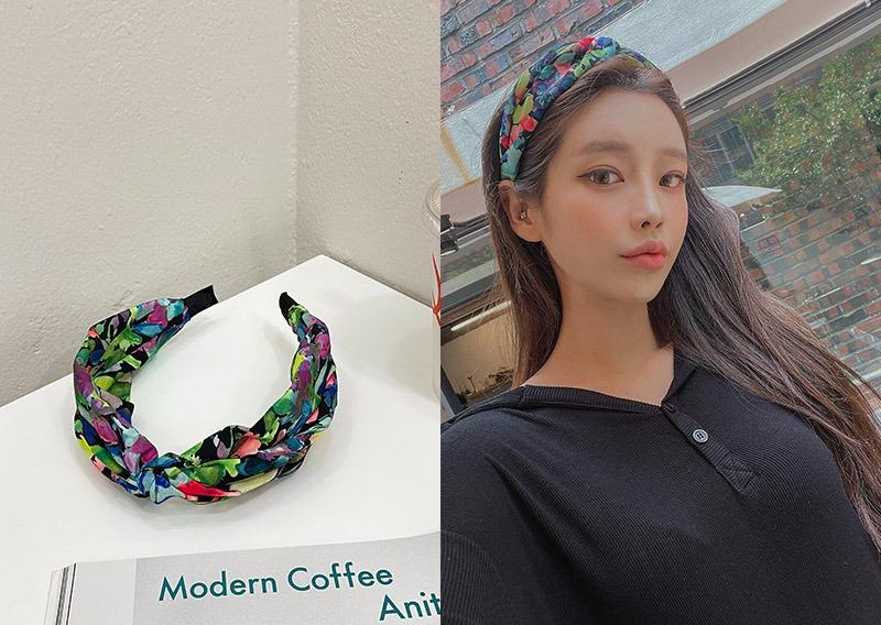 maybins-파인드 헤어밴드♡韓國女裝飾品