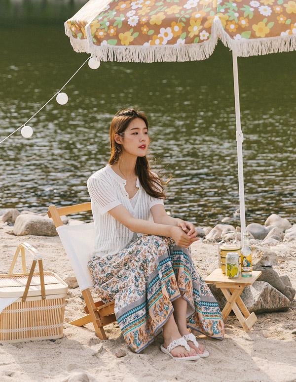 goroke-[보헤미안 캉캉 스커트]♡韓國女裝裙