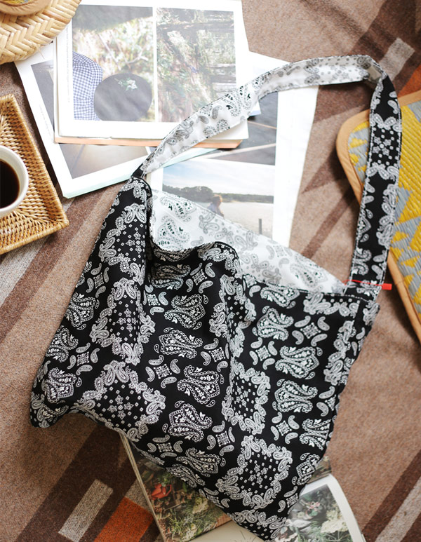 goroke-[감수성 양면bag *2c]♡韓國女裝袋