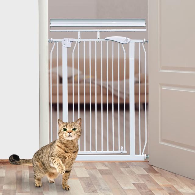jeramypet-CM 키워보리 고양이안전문(100)+넘사벽 돌돌이 70CM 세트♡寵物生活用品