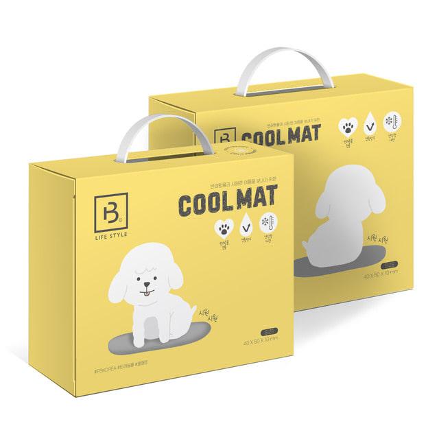 jeramypet-브리더랩 얼음온도계 강아지 고양이 쿨매트 제라미펫♡寵物生活用品
