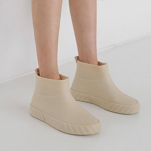 sappun-레이닝 베이직 레인부츠 (3cm)♡韓國女裝鞋