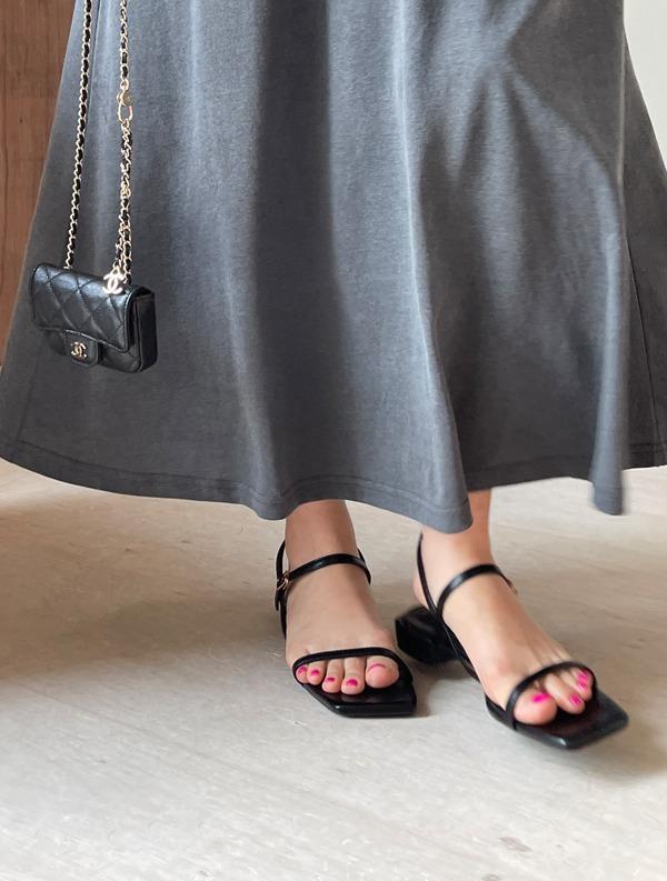 ssumj-에튼샌들(3col)♡韓國女裝鞋
