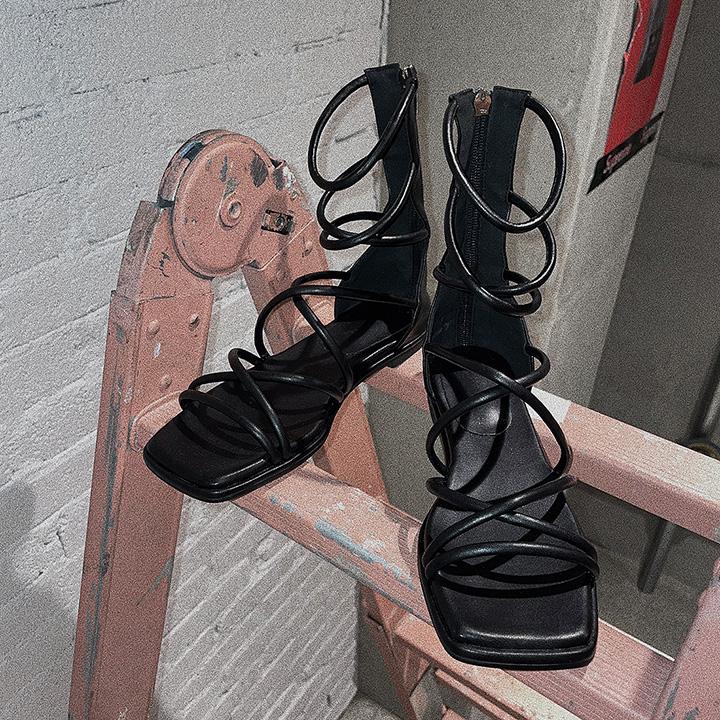 lagirl-글래디스트랩샌들-shoes♡韓國女裝鞋