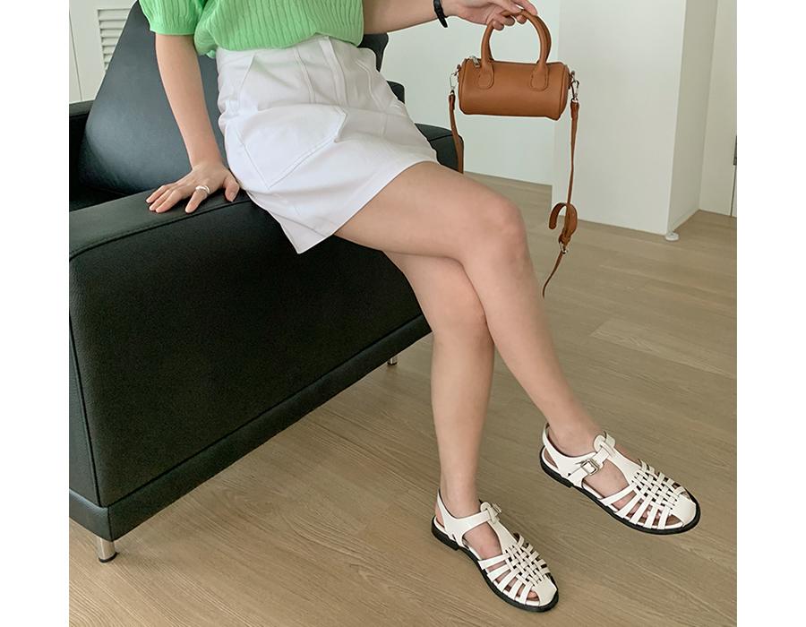 frombeginning-이든 글래디에이터샌들 (4color)♡韓國女裝鞋