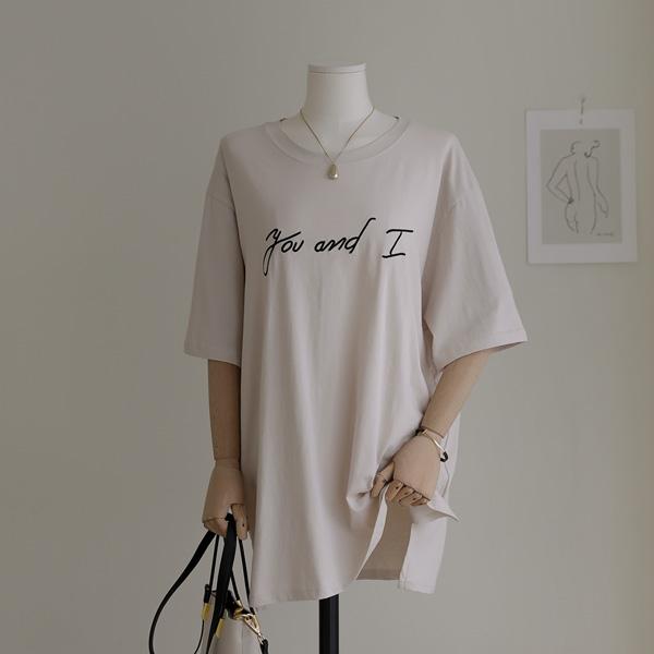 mariangplus-[P] 레오네 6부 티셔츠 P_T531♡韓國女裝上衣