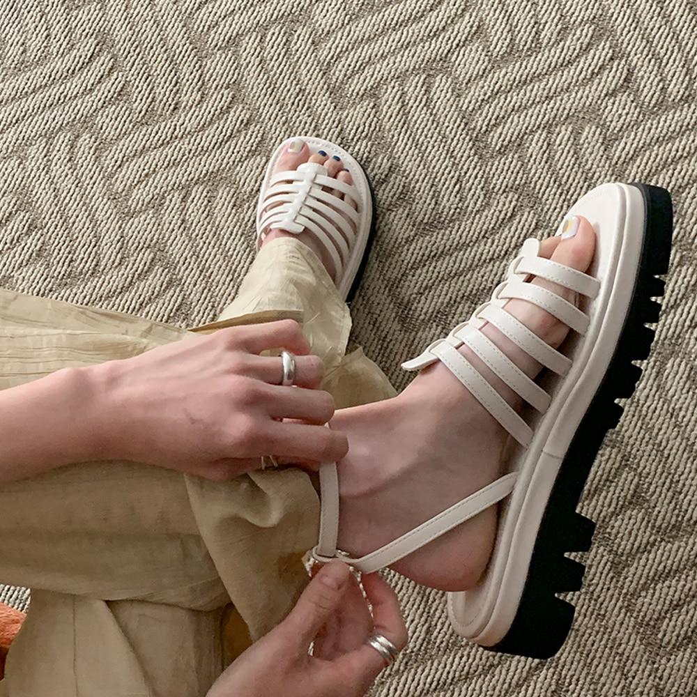 blackup-케키피 데일리 샌들♡韓國女裝鞋