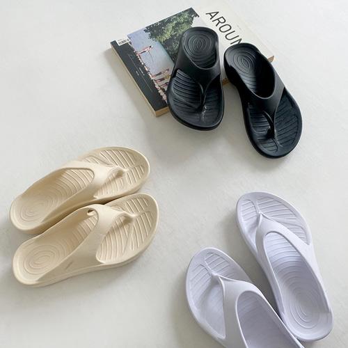 minibbong-레스트 쿠션 플립플랍 (S-XXL)♡韓國女裝鞋