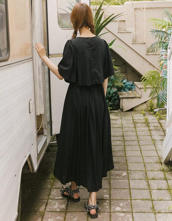 goroke-[아뜰리에 모던ops*2c]♡韓國女裝連身裙
