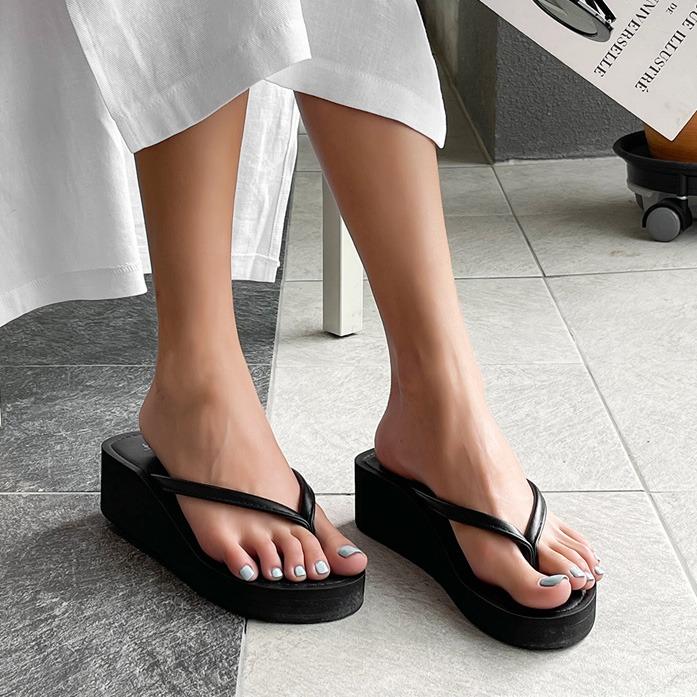 dabagirl-통통페리슈(7036)_D2SH 데이트룩 여친룩 데일리룩 30대여성쇼핑몰 20대여자쇼핑몰 키작은여자쇼핑몰 여성의류쇼핑몰 브라운 블랙 슬리퍼 여름슈즈 여성슈즈 포인트룩 바캉스룩♡韓國女裝鞋