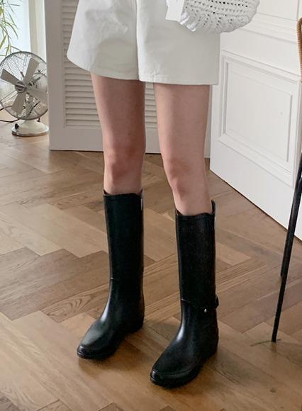 ellpe-NO. 943 rainboots (3cm)♡韓國女裝鞋