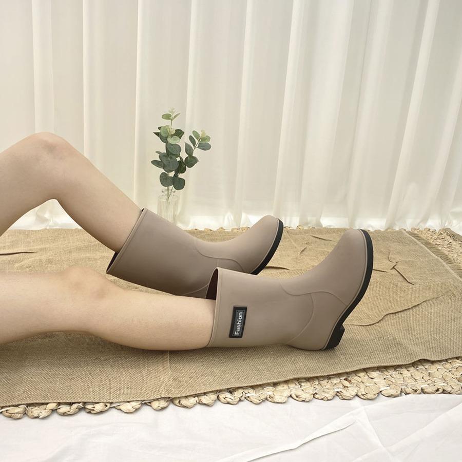blancjo-패션 고무 레인부츠_ss03991♡韓國女裝鞋