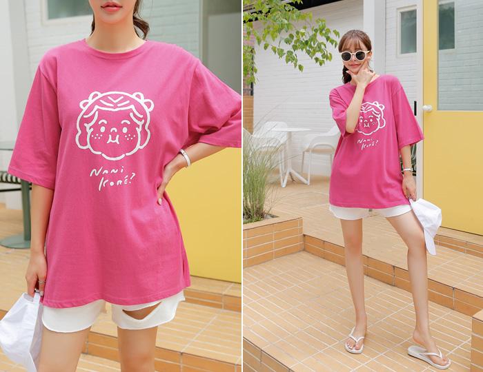pinksisly-♡韓國女裝上衣