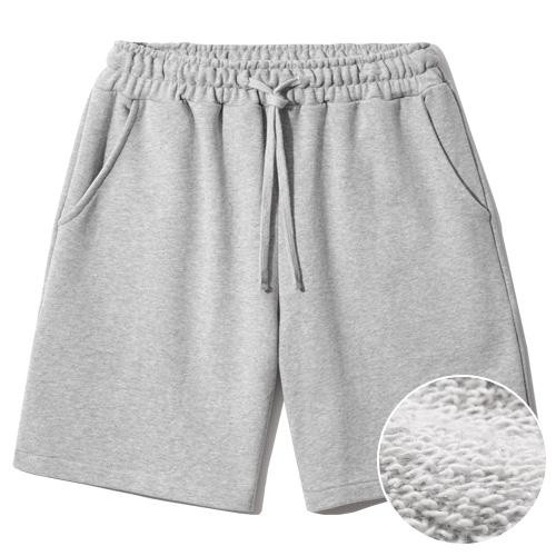fairplay142-[[티떠블유엔] 베이직 릴렉스 숏팬츠 그레이 SHSP3390]♡韓國男裝褲子