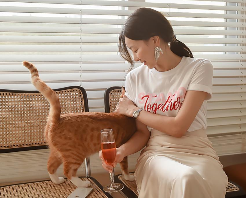 myclassy-molang earrings♡韓國女裝飾品