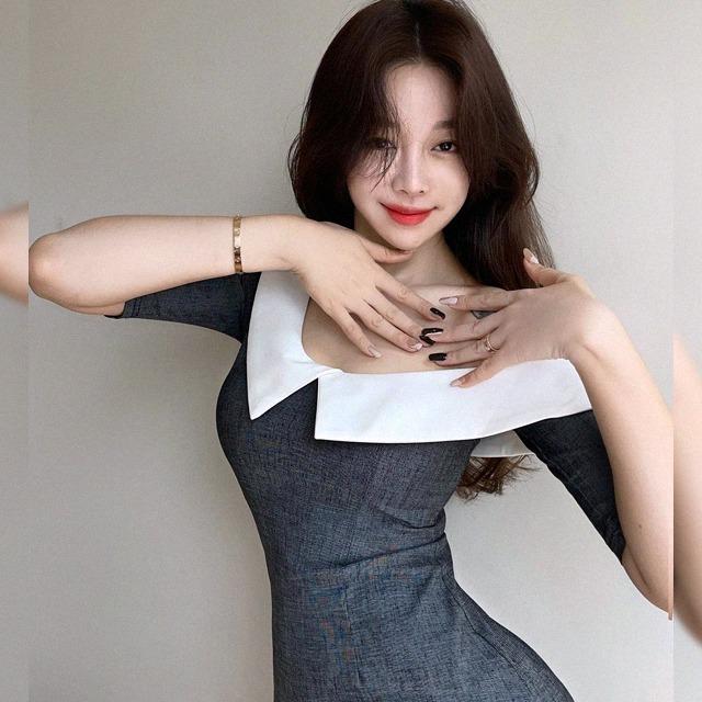 mybany-포텐카라OPS♡韓國女裝連身裙