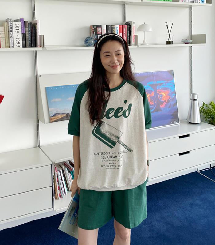 sibuya-[버터스카치 set]♡韓國女裝套裝
