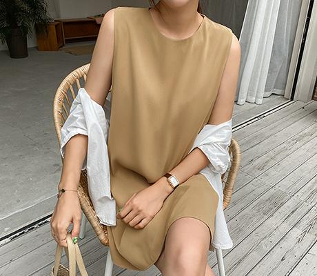 white-fox-[심플슬릿미니점프수트]♡韓國女裝褲