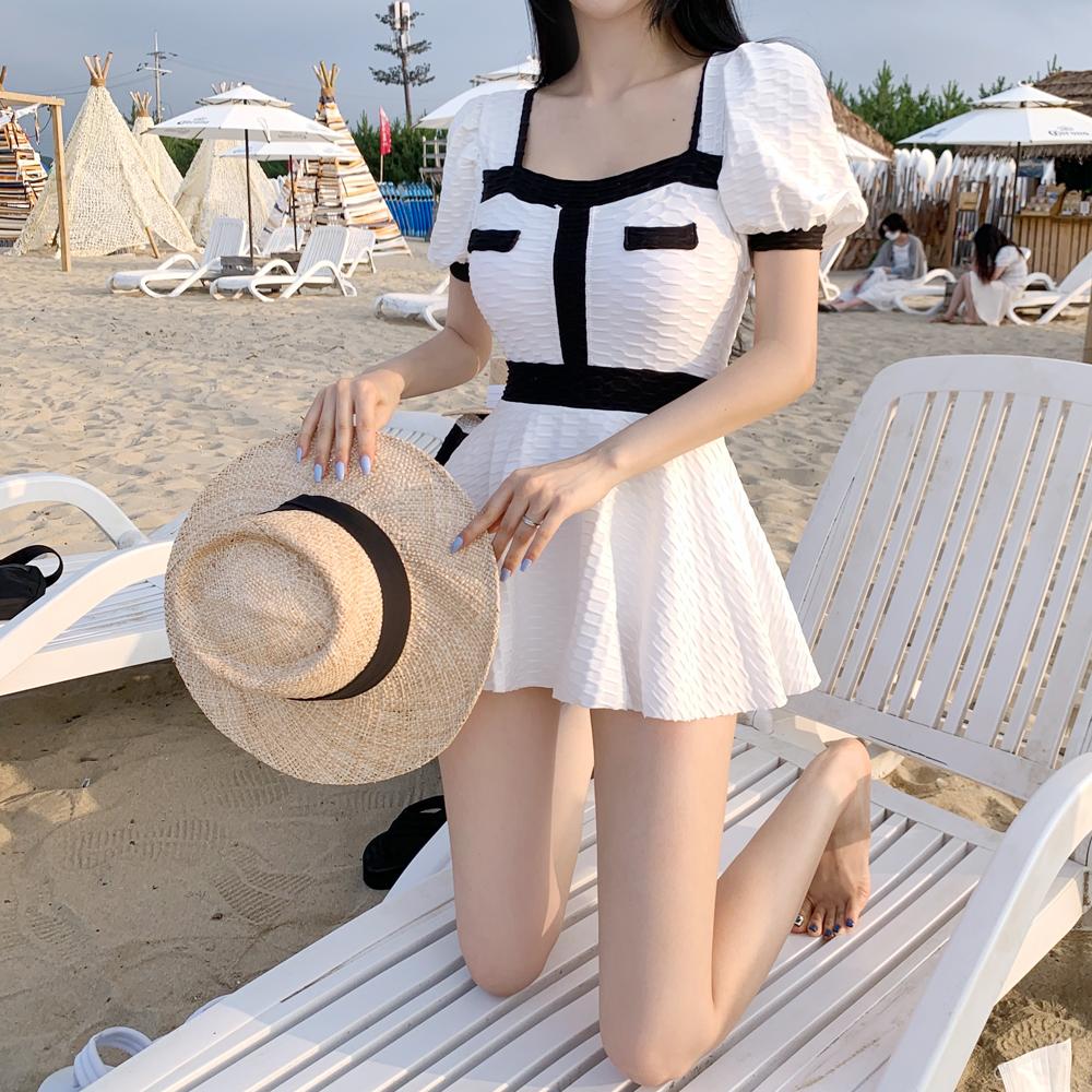 uinme-샤니 모노키니 - [ 2color ] - 유인미샤니 모노키니 - [ 2color ] - 유인미♡韓國女裝連身裙