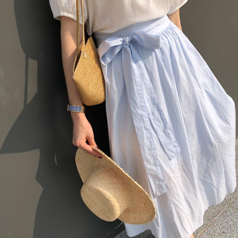 9-room-모어즈 스커트 (2color)♡韓國女裝裙