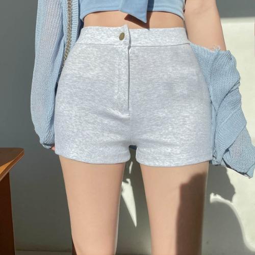 zanne-[LEXY] 러빈 여름 코듀로이 핫팬츠 - 잔느♡韓國女裝褲